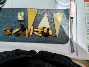 Afinando  quesos