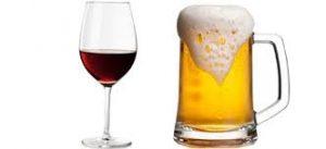 wine or beer