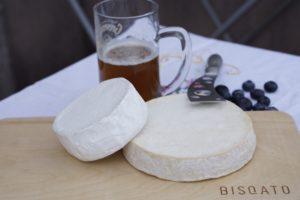 Los quesos gallegos con un toque francés