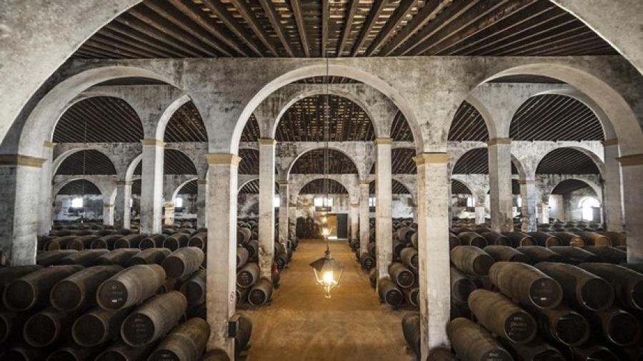Spanische Weine aus dem Weingut Lustau