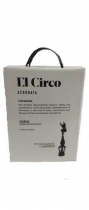 Bag in Box 3 L El Circo Acrobata Garnacha