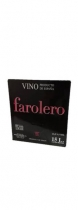 Bag in Box 15 L Rouge vin Especial Selección Farolero