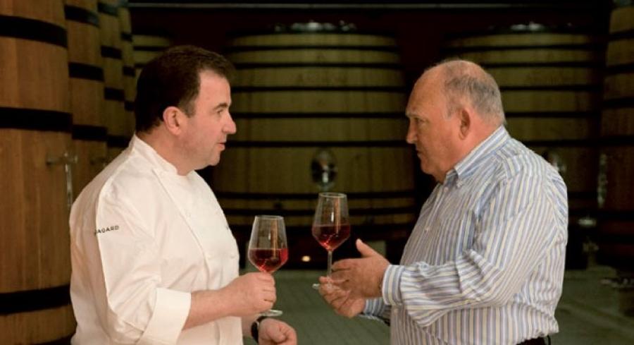 Rotwein vom Weingut Belasco Berasategui