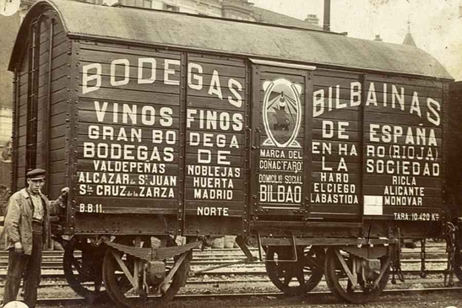 Spanische Weine aus dem Weingut Bilbainas