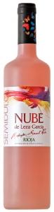 Nube Leza García semidulce rosé