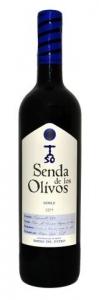 Senda de los olivos roble