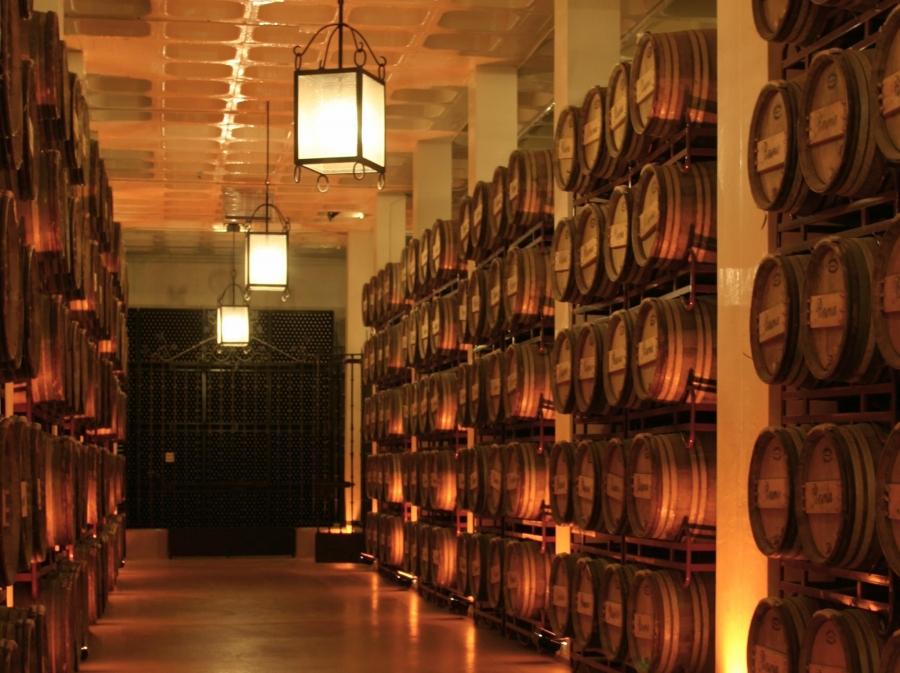 Spanische Weine aus dem Weingut Beronia