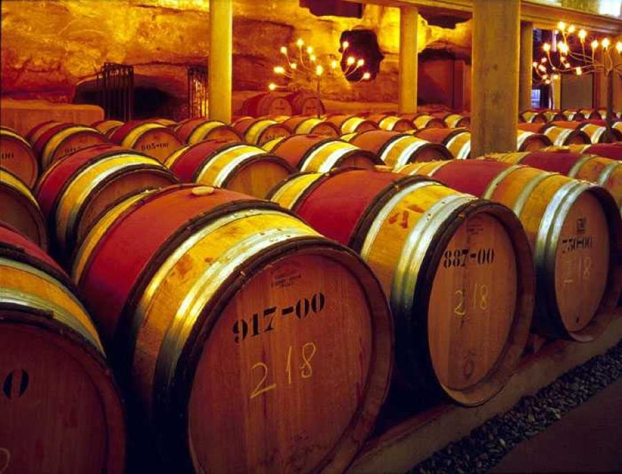 Spanischer Wein vom Weingut Blecua