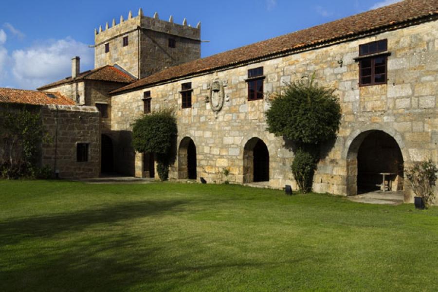Albariño-Weine aus dem Weingut Palacio de Fefiñanes