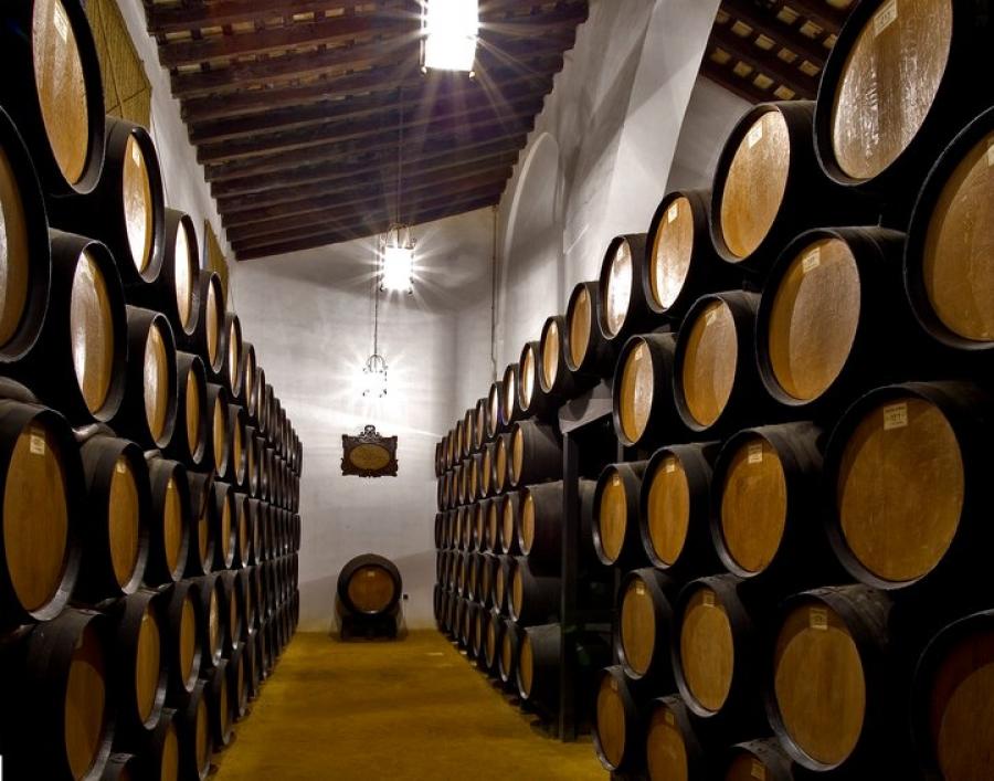 Xímenez Spínola winery