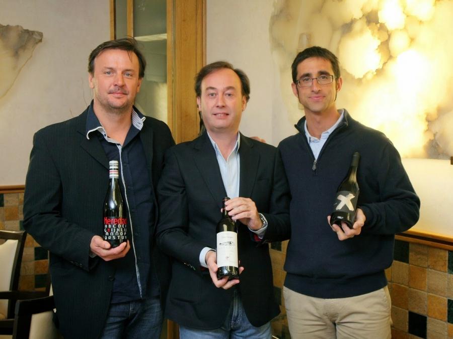 Spanische Weine vom Weingut Carlos Valero