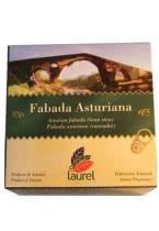 Asturischen Bohneneintopf