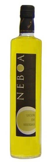 Licor de hierbas Neboa